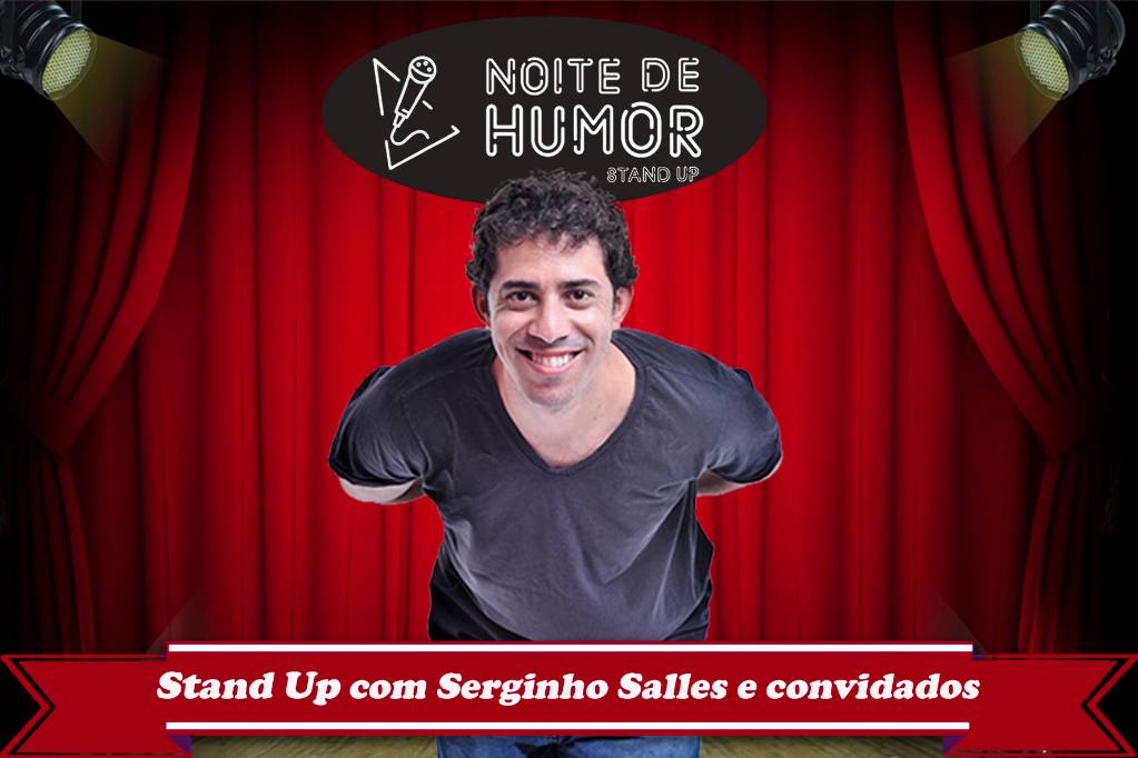 NOITES DO HUMOR -  Stand Up Comedy