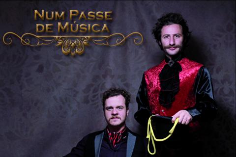 NUM PASSE DE MÚSICA