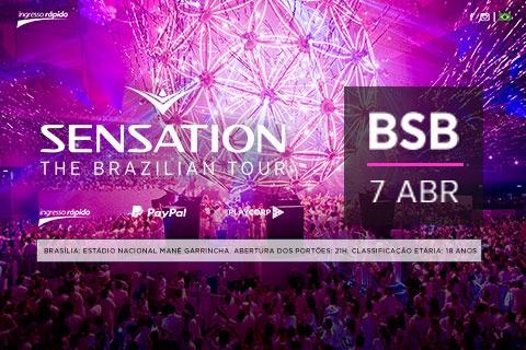 Sensation 2018 (Brasília)