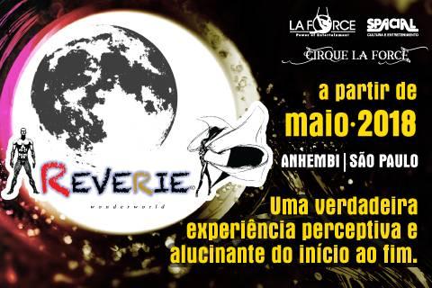 REVERIE - Wonderworld