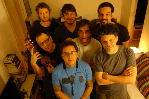 THE CENTRAL SCRUTINIZER BAND Tributo a Frank Zappa.