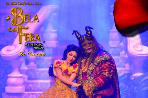A Bela e a Fera – O Espetáculo Musical