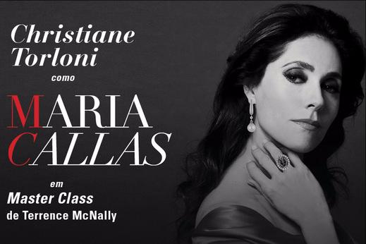 Master Class de Terrence Mac Nally Com Christiane Torloni