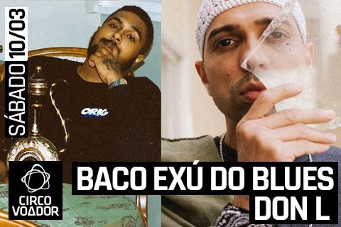 Baco Exú do Blues + Don L
