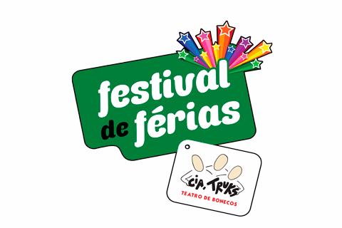 PASSAPORTE PARA O FESTIVAL DE FÉRIAS 2018 - CIA. TRUKS – TEATRO DE BONECOS