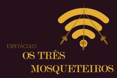 OS 3 MOSQUETEIROS
