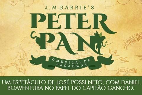 PETER PAN O MUSICAL