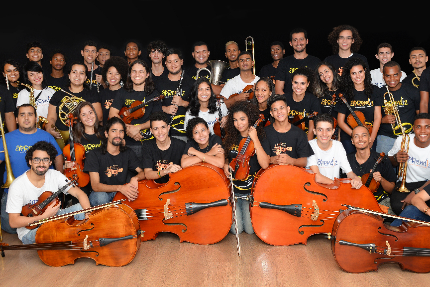 Quarta Clássica Orquestra Sinfônica Aprendiz
