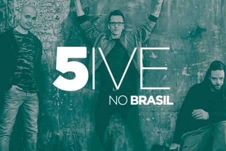 5IVE em São Paulo