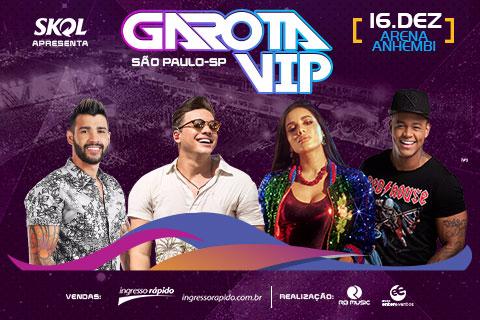 GAROTA VIP - SÃO PAULO