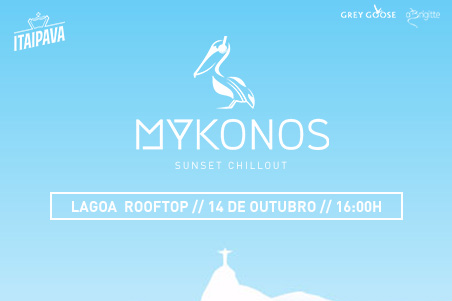 MYKONOS Sunset Chillout
