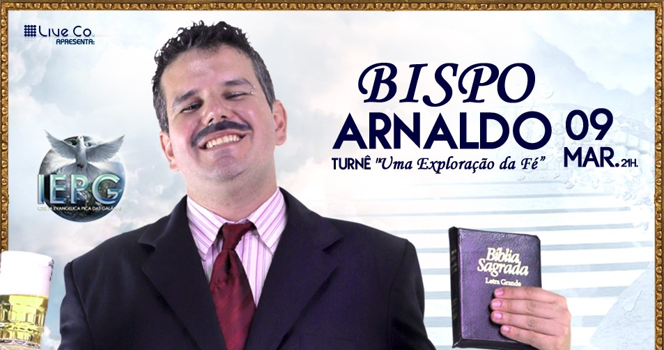 Show Bispo Arnaldo