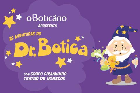 AS AVENTURAS DO DR BOTICA