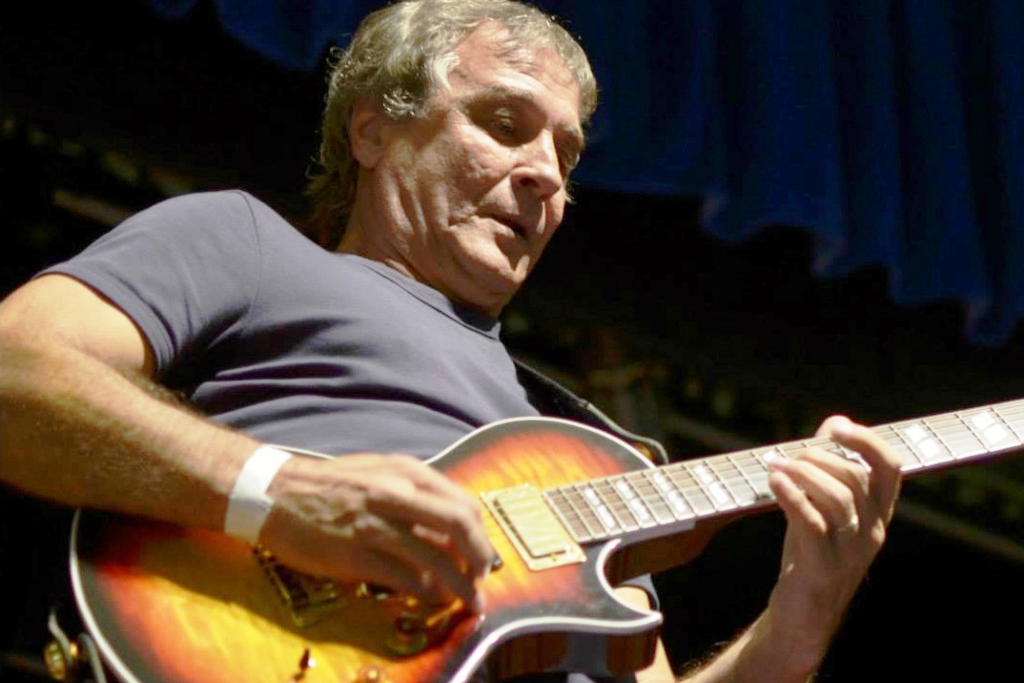 "Sérgio Chiavazzoli | ""Blues na MPB"""