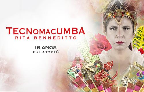 "Rita Benneditto ""Tecnomacumba"""