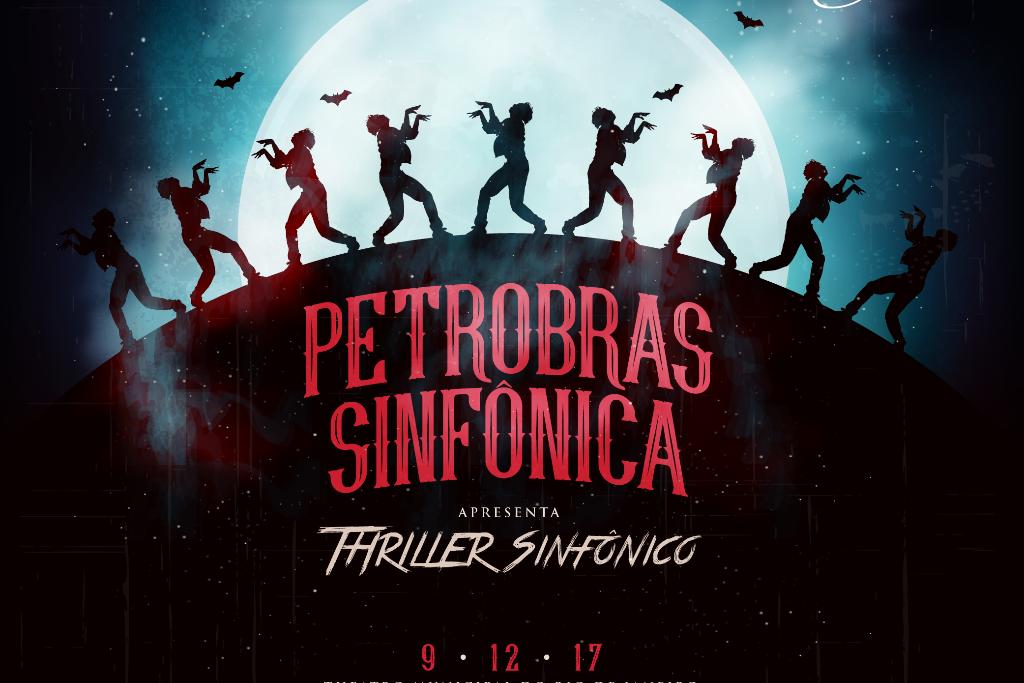 SÉRIE ÁLBUNS - Thriller Sinfônico