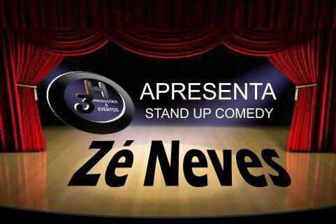 Stand Up Zé Neves