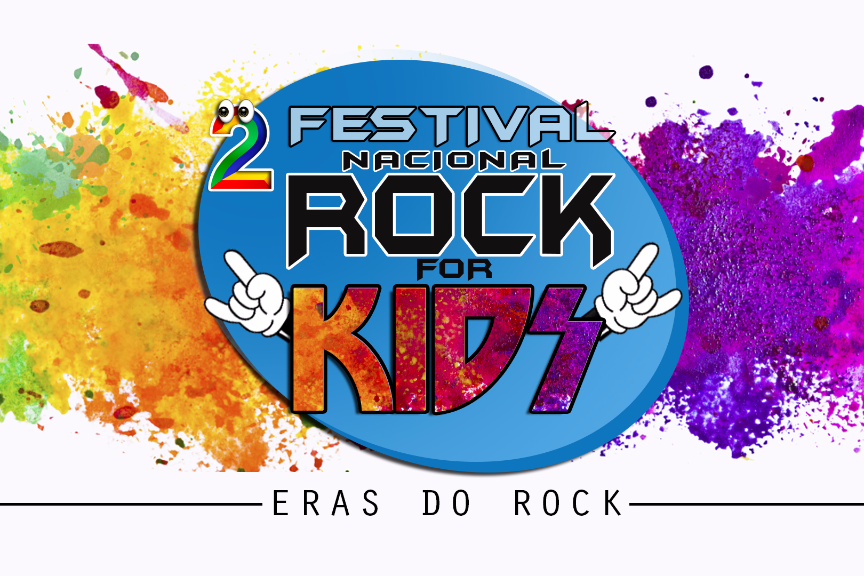 2° Festival Nacional de Rock For Kids