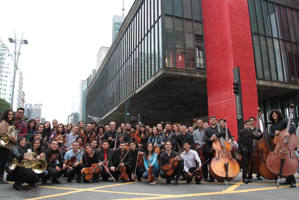 Orquestra Sinfônica Heliópolis - Baccarelli