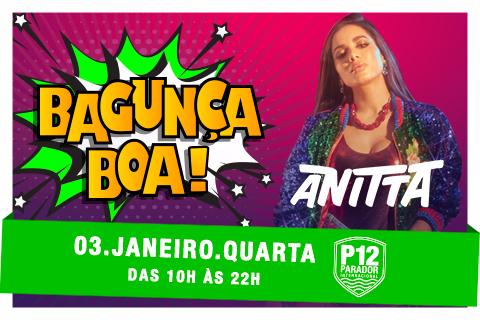 BAGUNÇA BOA - ANITTA