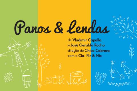 PANOS E LENDAS