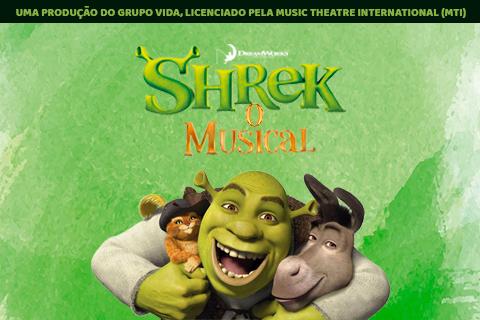 SHREK - O MUSICAL