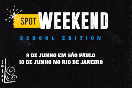 SpotWeekend - School Edition - RJ