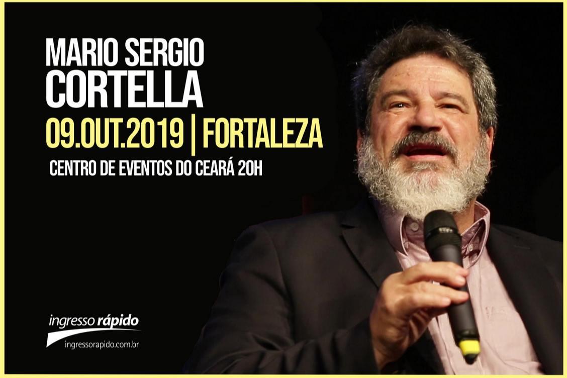 Safeticket Mario Sergio Cortella Em Fortaleza